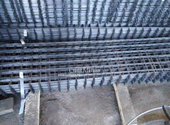 сетка строительная 150x150